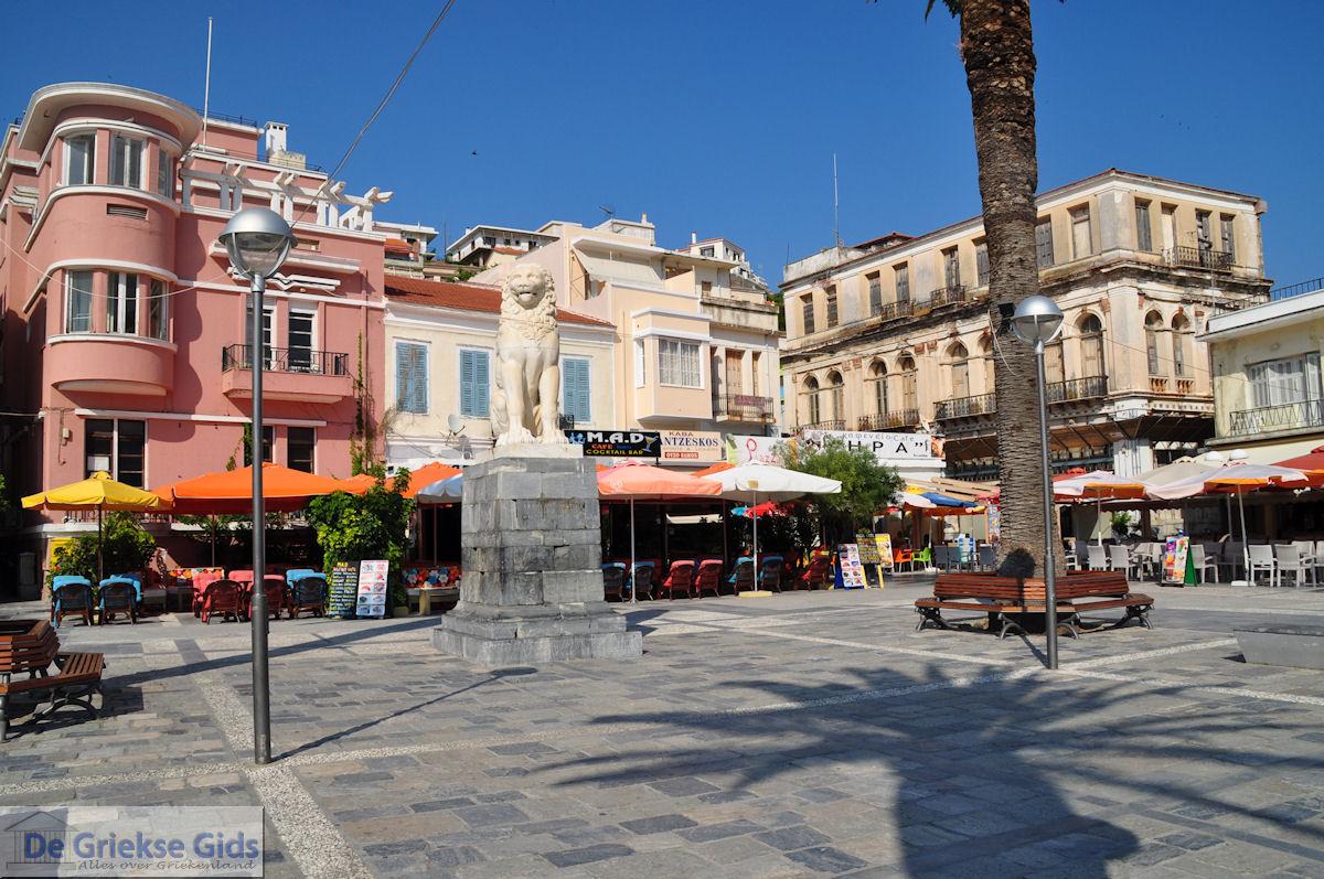 Samos Stad