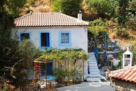 Samos Vakantiehuis