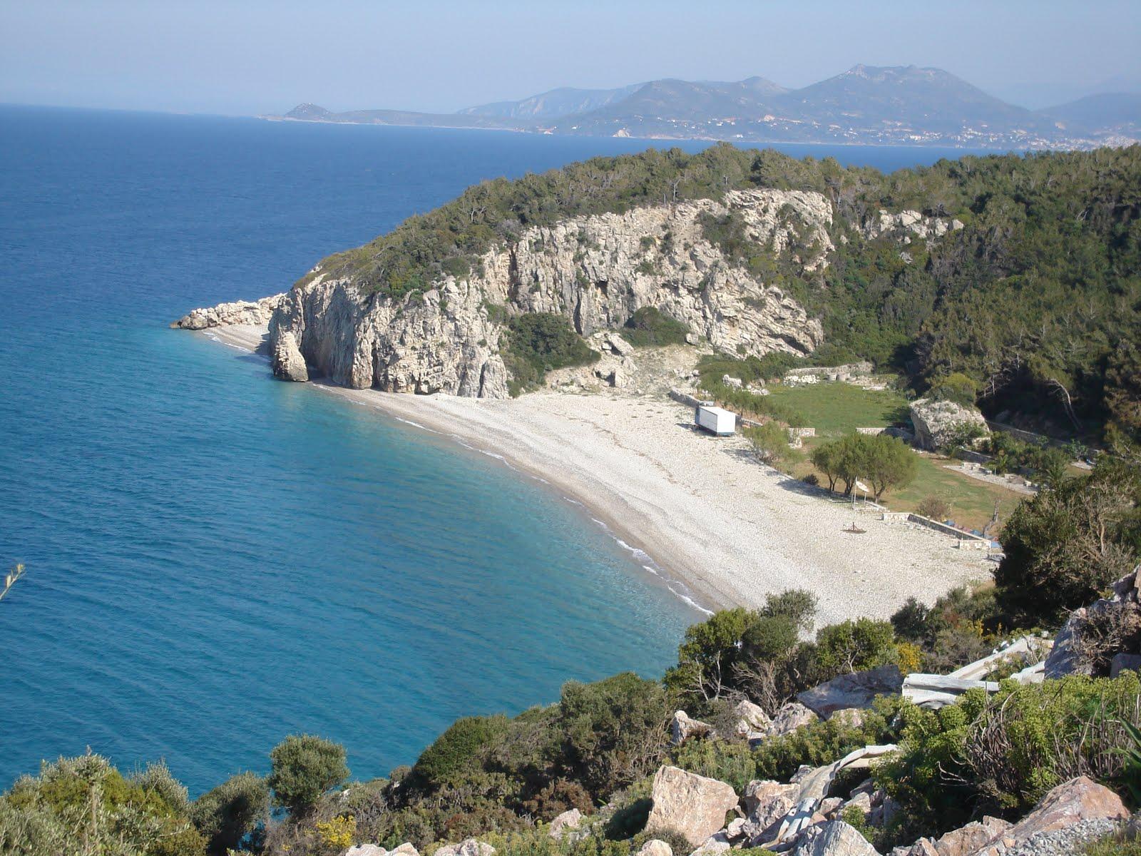 Stranden Samos