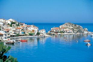 Weer Samos